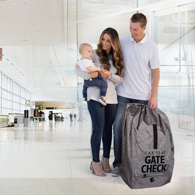 J.L. Childress Deluxe Gate Check Bag for Car Seats