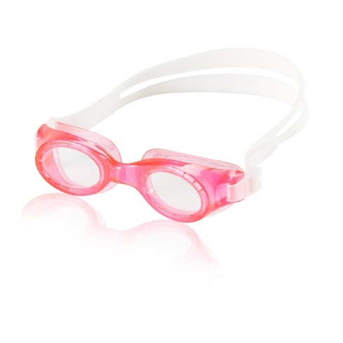 Speedo Jr Glide Goggle - Pink/Clear - image 1 of 1