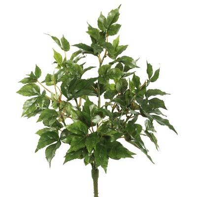 """20"""" Artificial Maple Ivy Bush - Vickerman"""