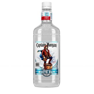 Captain Morgan White Rum - 750ml Bottle