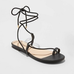 Women's Josie Lace Up Sandals - A New Day™