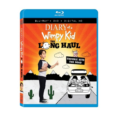 Diary Of A Wimpy Kid 4: The Long Haul (Blu-ray + DVD + Digital) - image 1 of 1