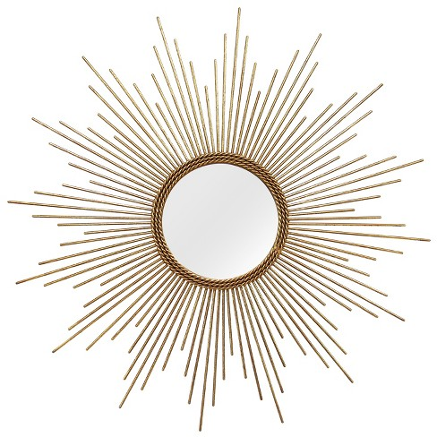 Andrea Wall Mirror - Stratton Home Decor - image 1 of 2