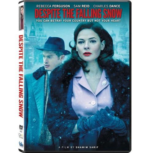 Despite The Falling Snow (DVD) - image 1 of 1