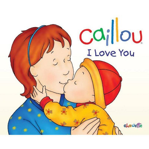 Caillou - (Hand in Hand) by  Christine L'Heureux (Hardcover) - image 1 of 1