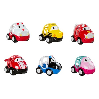 Oball Go Grippers™ Vehicle Assortment