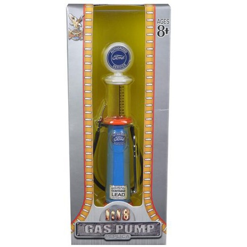 Ford Gasoline Vintage Gas Pump Cylinder 1/18 Diecast Replica by Road Signature - image 1 of 1
