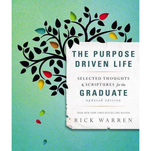 The Purpose Driven Life - by  Rick Warren (Hardcover) - image 1 of 1