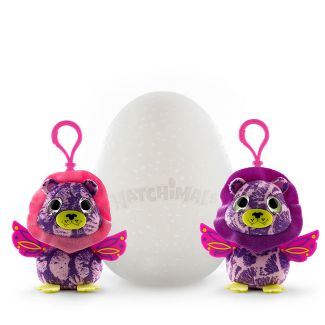 Hatchimals Talking Twin Surprise Plush