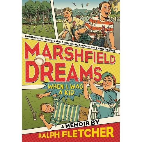 Marshfield Dreams - by  Ralph Fletcher (Paperback) - image 1 of 1