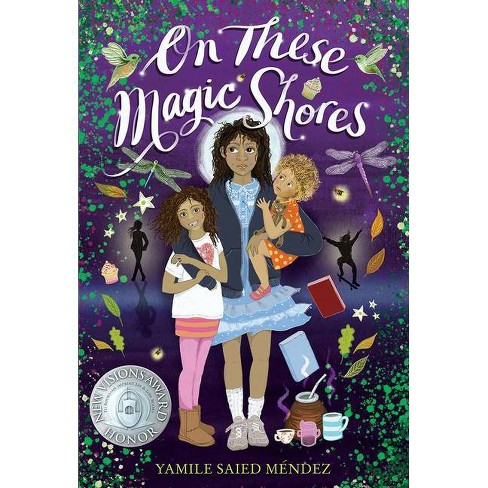 On These Magic Shores - by  Yamile Saied Mendez (Hardcover) - image 1 of 1