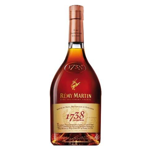 Remy Martin 1738 Cognac - 750ml Bottle - image 1 of 1