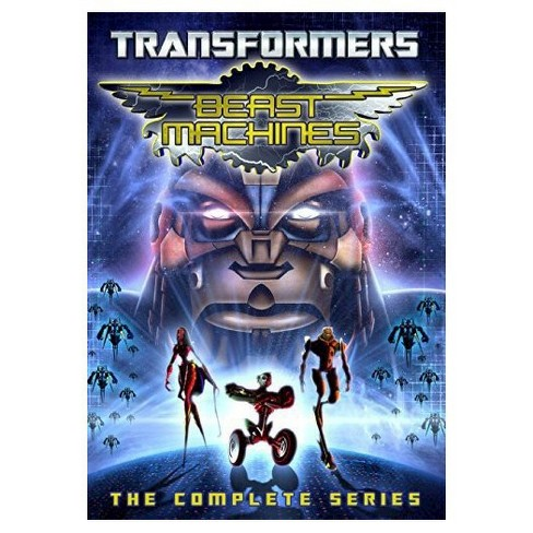 Transformers: Beast Machines - The Complete Series [4 Discs] - image 1 of 1