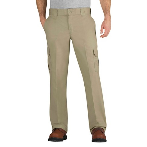 Dickies® Men's Big & Tall Regular Straight Fit Flex Twill Cargo Pants - image 1 of 4