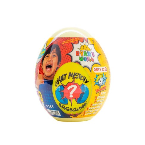 Ryan's World Giant Egg Surprise - image 1 of 4
