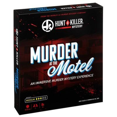 Hunt A Killer Murder at the Motel Game