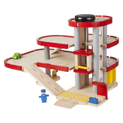 PlanToys® City Series Parking Garage - image 1 of 2