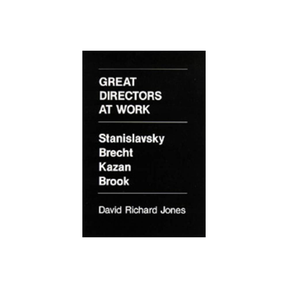 ISBN 9780520061743 product image for Great Directors at Work - by David Richard Jones (Paperback)   upcitemdb.com