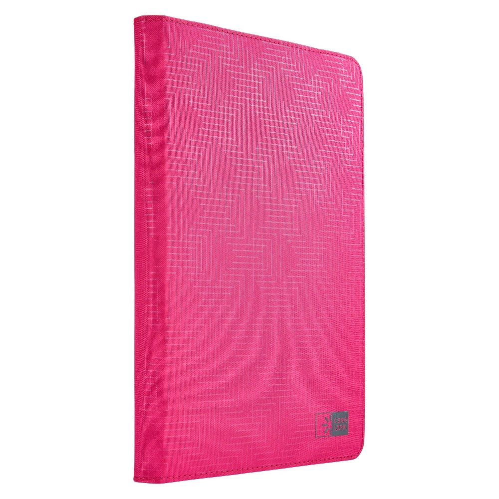 Case Logic Universal Tablet Folio for 7-8 - Pink (Ufol-208), Phloxpink