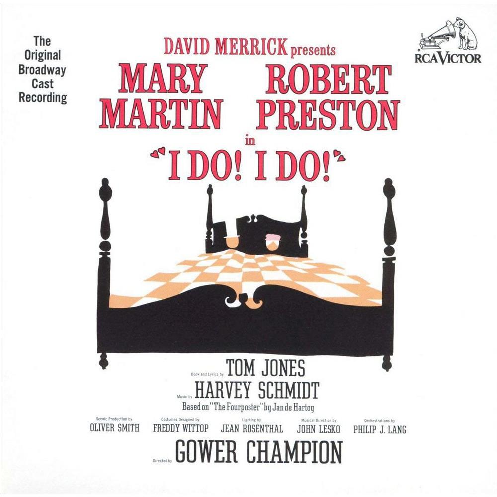 Mary martin & preston - I do i do (CD)