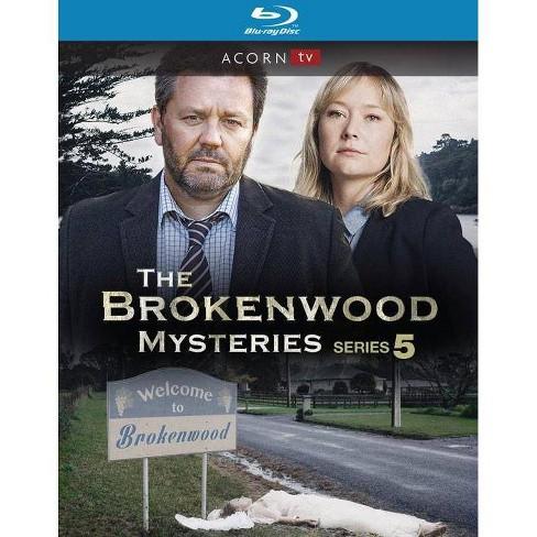 The Brokenwood Mysteries: Series 5 (Blu-ray) - image 1 of 1