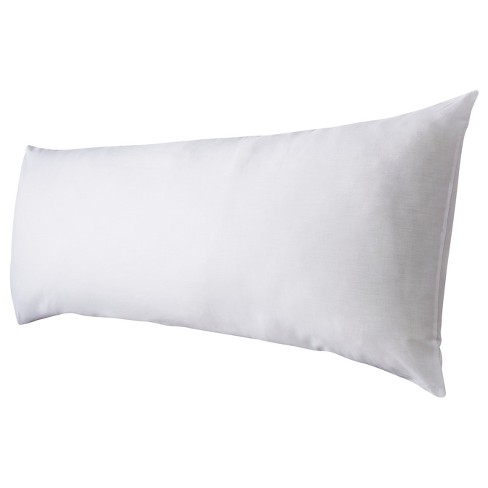 Body Pillow (Jumbo) White - Room Essentials™ - image 1 of 1