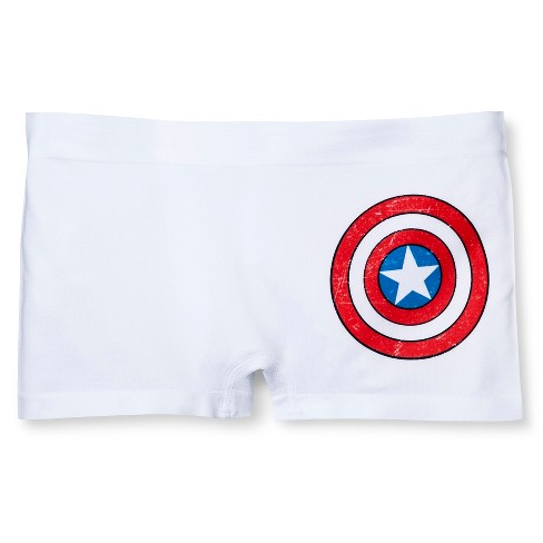F Bikini Briefs Marvel MULTI M - image 1 of 1