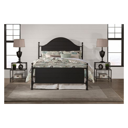 f4762d85c658 Cumberland Metal Bed Set With Rails   Target