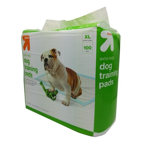 Puppy And Adult Dog Training Pads Xl 100ct Up Target