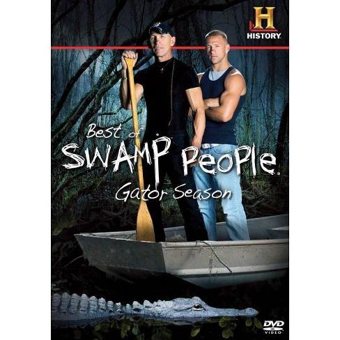 The Best of Swamp People: Gator Sea (DVD) - image 1 of 1