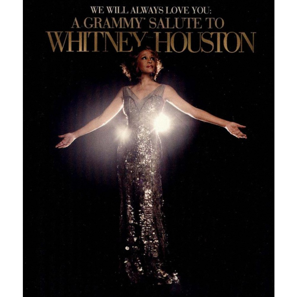 We Will Always Love You:Whitney Houst (Dvd)