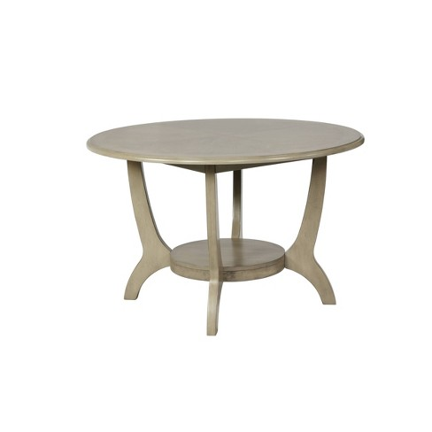 Waterford Dining Table Gray - Powell Company - image 1 of 4