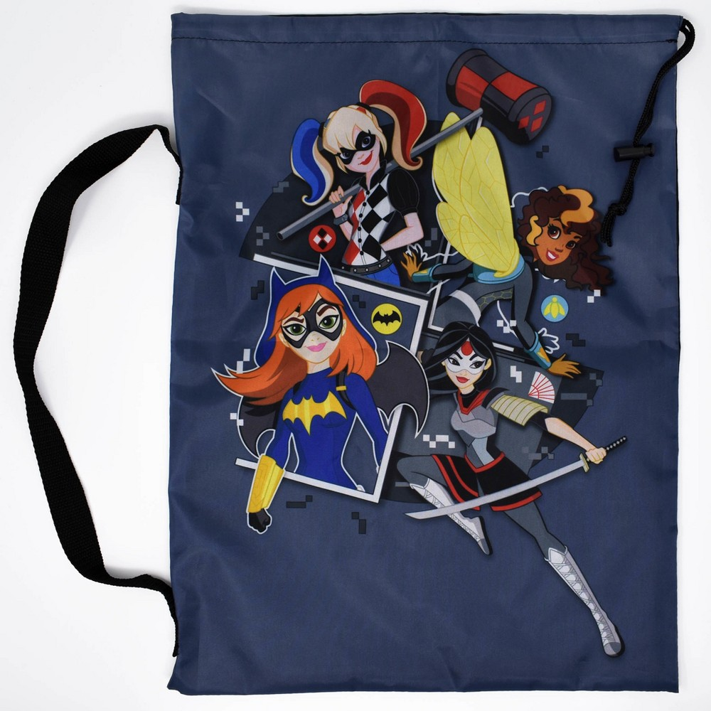Image of Girls DC Comics Trick or Treat Pillow Case