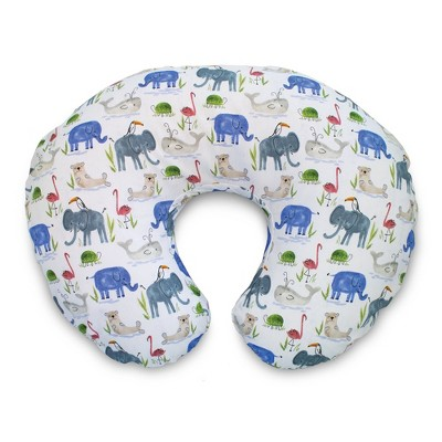 Boppy Nursing Pillow Slipcover - Watercolor Animals