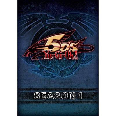 Yu-Gi-Oh 5DS: Season 1 (DVD)(2015)