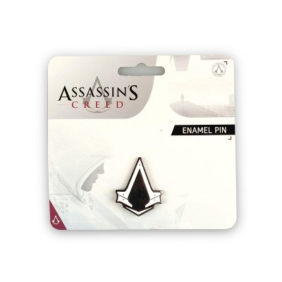 Just Funky Assassin's Creed Enamel Collector Pin | British Brotherhood Logo