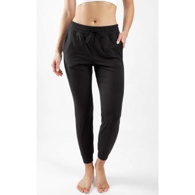 90 Degree By Reflex - Women's Slim Fit Side Pocket Ankle Jogger