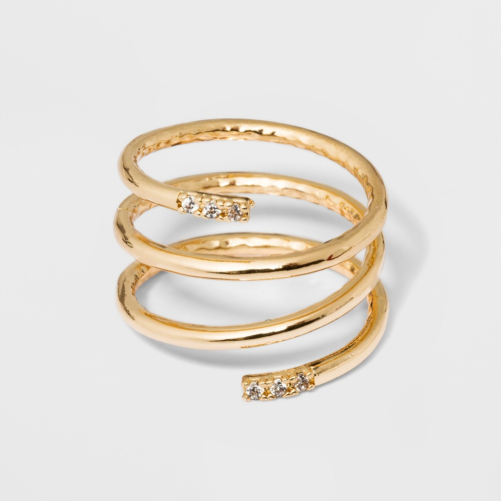 Wrap Ring A New Day 8482 Gold