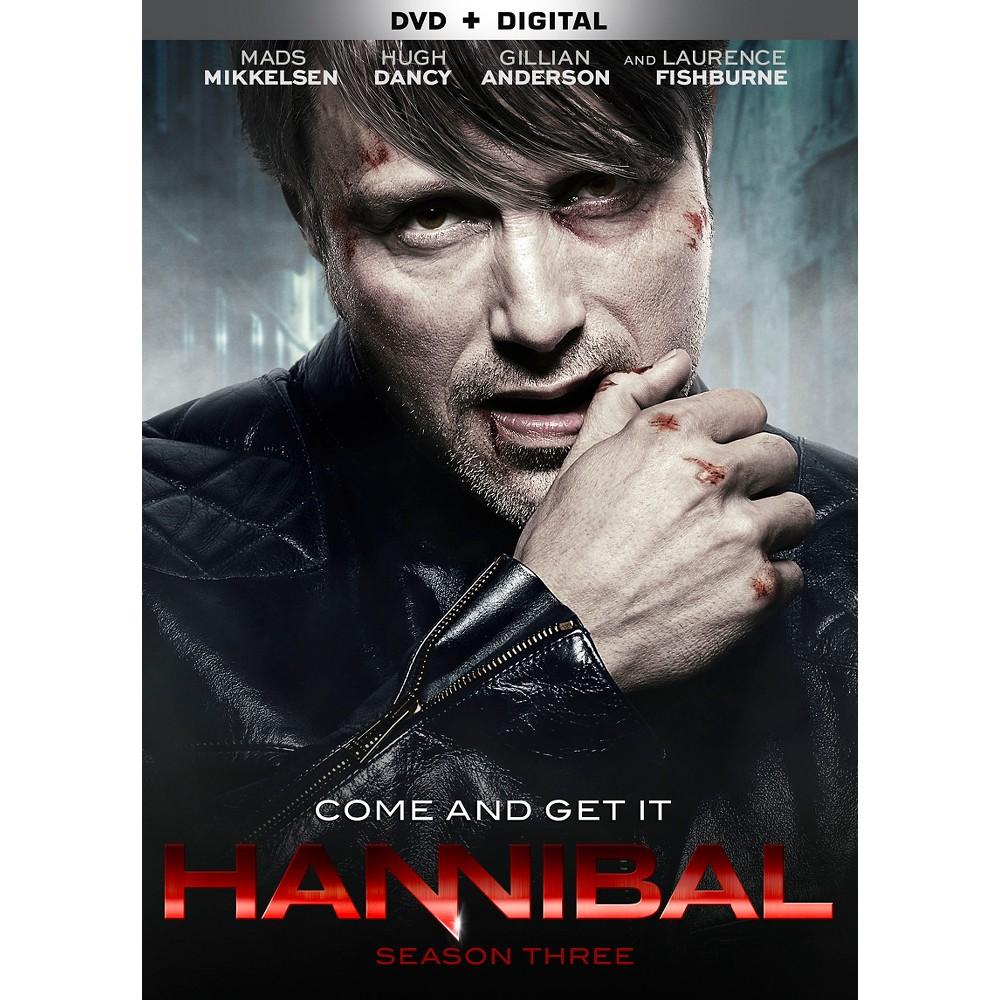 Hannibal: Season 3 [4 Discs]