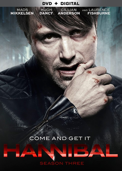 Hannibal: Season 3 [4 Discs] - image 1 of 1