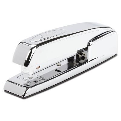 Swingline 747 Business Full Strip Desk Stapler 25-Sheet Capacity Polished Chrome 74720