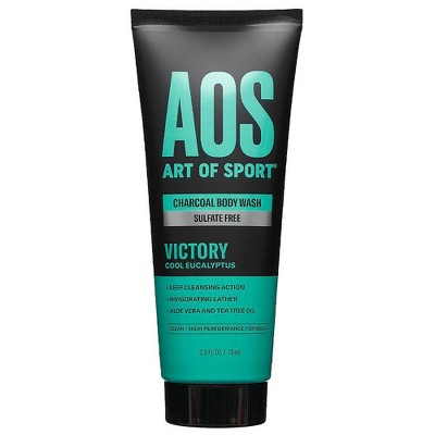 Art of Sport Men's Body Wash Mini Victory - Trial Size - 2.5 fl oz