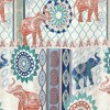 Elephant Patch Shower Curtain - Allure Home Creation - image 3 of 4