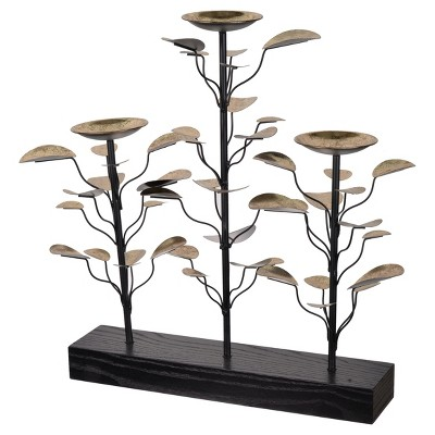 Ryder 3-Tier Candle Holder - A&B Home