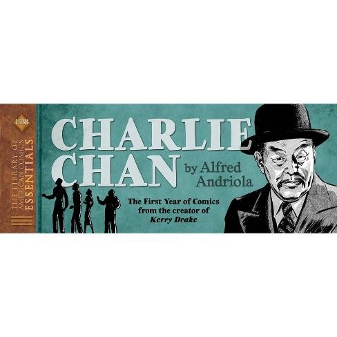 0b4932471f6c8 Loac Essentials Volume 13: Charlie Chan, 1938 - By Alfred Andriola ...