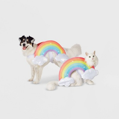 Pastel Rainbow LED Dog and Cat Costume - Hyde & EEK! Boutique™