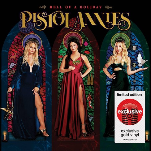 Pistol Annies - Hell of a Holiday (Target Exclusive, Vinyl) - image 1 of 2