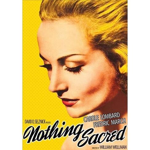 Nothing Sacred (DVD) - image 1 of 1