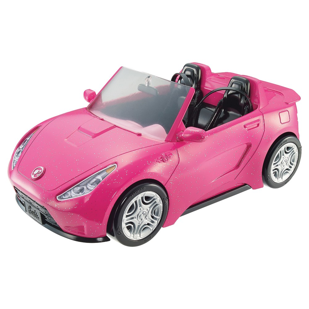 Barbie Glam Convertible, Doll Playsets