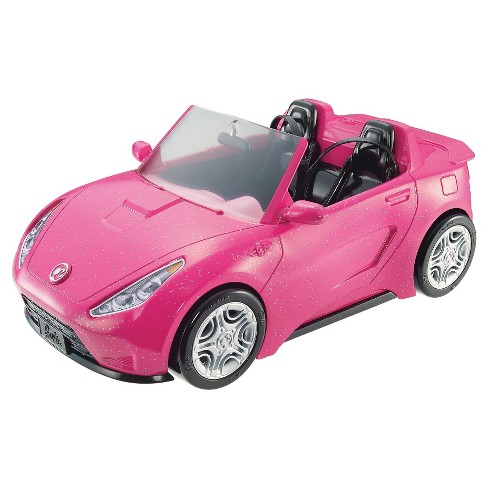 Barbie Glam Convertible - image 1 of 6